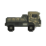 Army transport truck driver